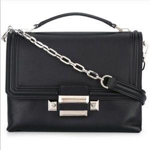 Gorgeous VERSACE DV1 Calf Leather Ryder Bag